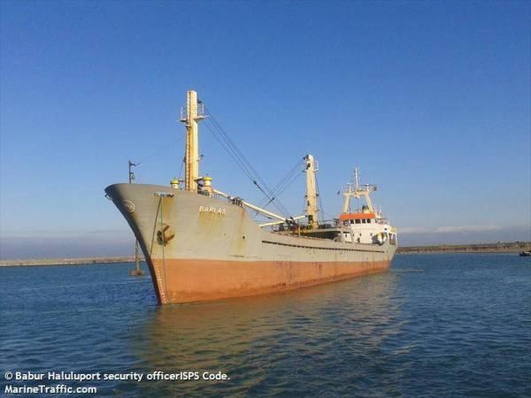 Ege de Gemi Kazası