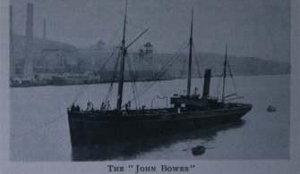 Balast Tanklarına Sahip İlk Gemi S/S John Bowes