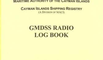 GMDSS Jurnaline Yazılması Gereken Test ve Kayıtlar