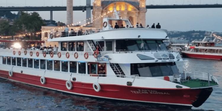 Gezi Tekneleri için Yayınlanan Sirküler
