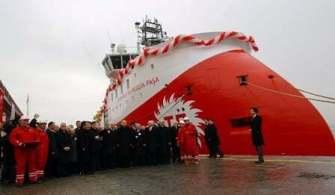 Türkiye Petrolleri Yeni Gemi Alıyor
