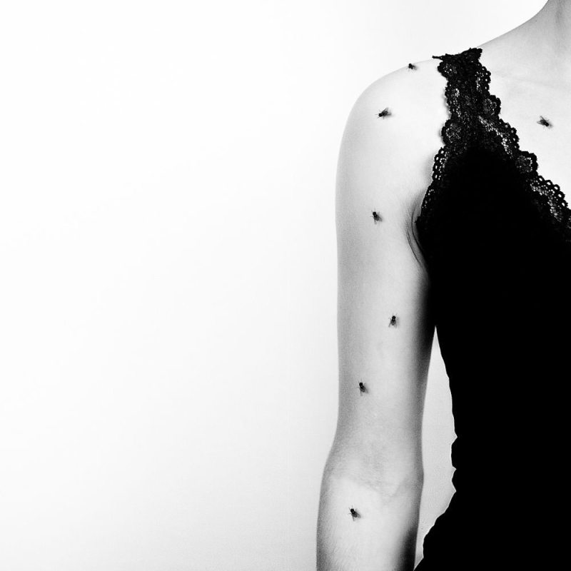Black & White ©Benoit Courti
