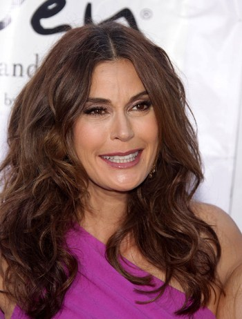 TERI HATCHER at Cystic Fibrosis Foundation Annual Block Party