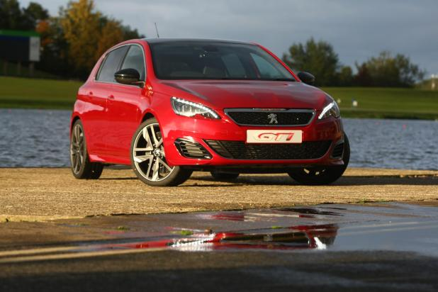 PEUGEOT 308 GTi at National Water Sports Centre_3814