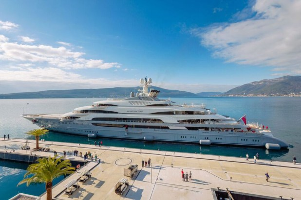 Porto Montenegro Added 250m Berth To Its Offer