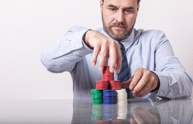 Spiele mit Deinem Team oder Deinen Kunden … am Pokertisch