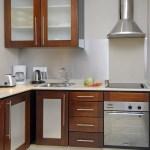 1 bedr OV kitchen