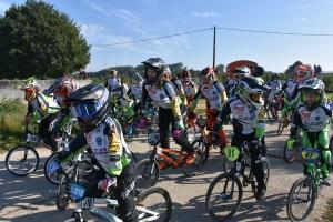 Teamspirit bezorgt BMX Dennenteam de 2de plaats.