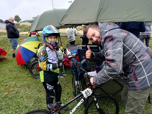 Verslag 8 ste manche Flanders Series BMX Ranst
