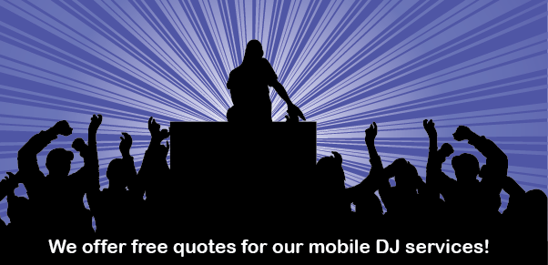 DJ Pricing - We provide free quotes for all events, and we
