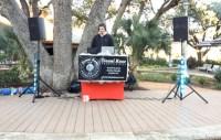 DJ Crispy on the board