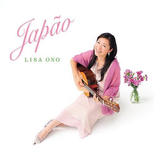 CD cover for Lisa Ono Japao