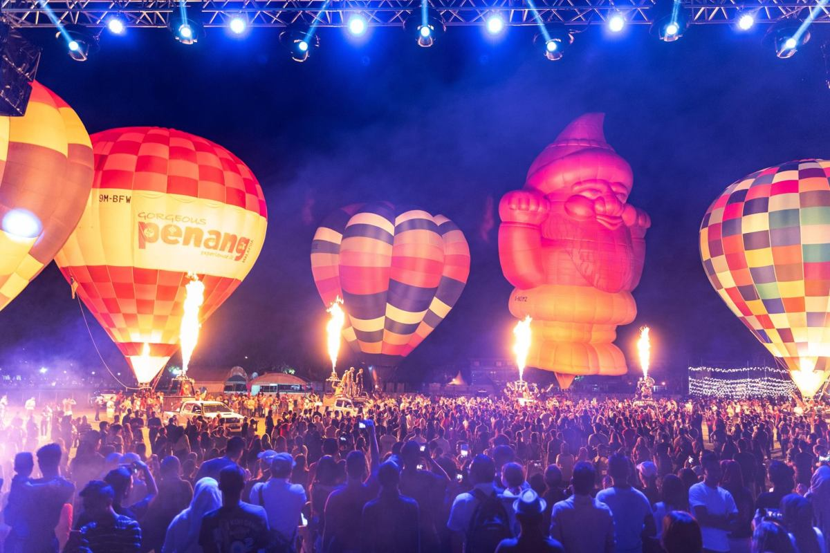Ticket Price & Activities – Hot Air Balloon Putrajaya 2020