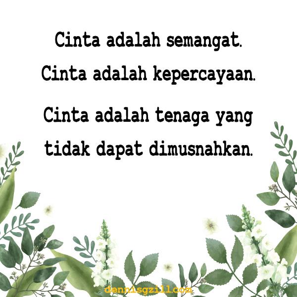 88 Kata Kata Motivasi Malaysia - Cinta, Islami, Bisnes etc