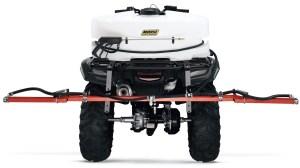 ATV Sprayer Tank & Boom