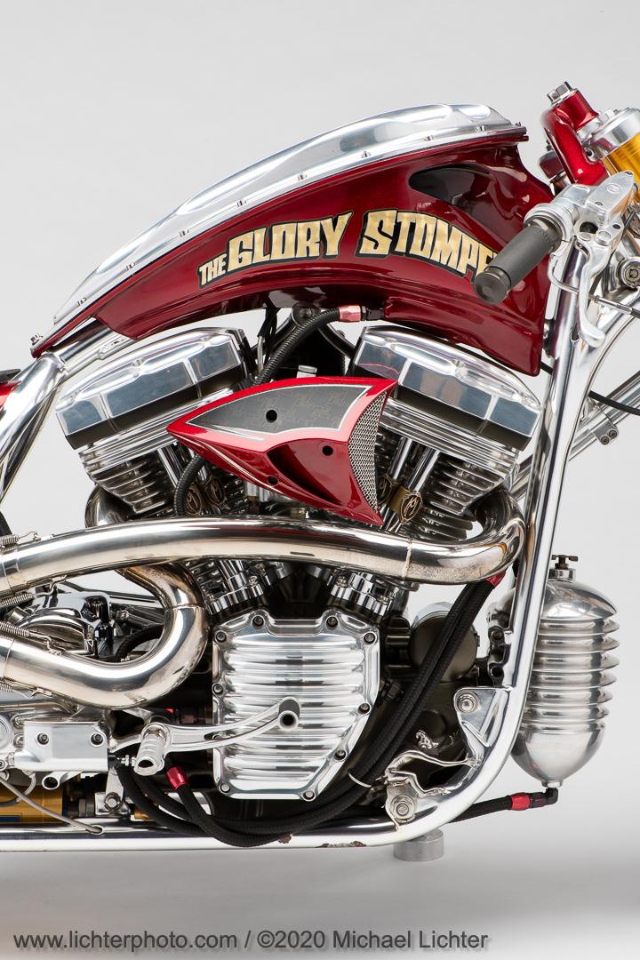 Roland Sands' Glory Stomper