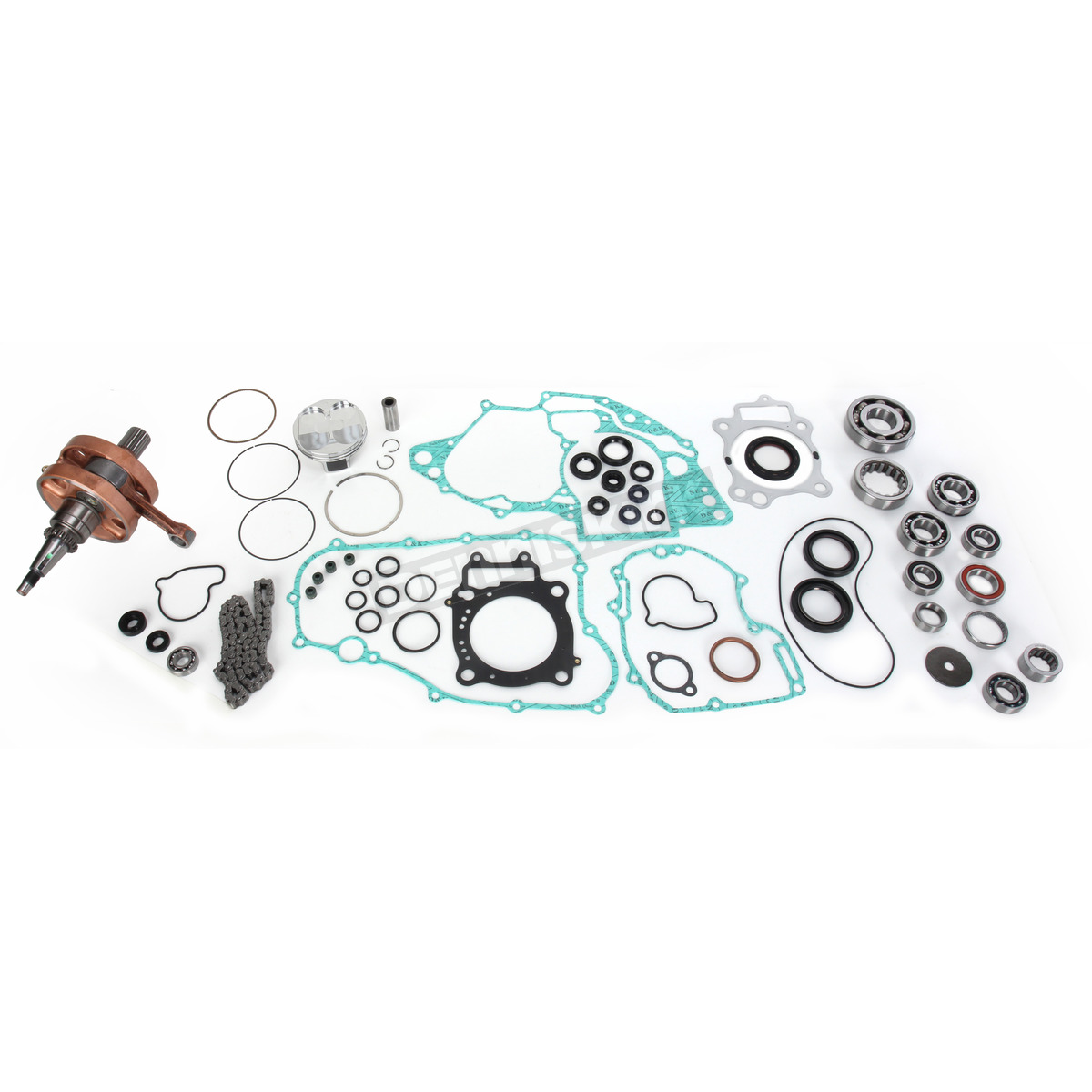 Wrench Rabbit Complete Engine Rebuild Kit 78mm Bore