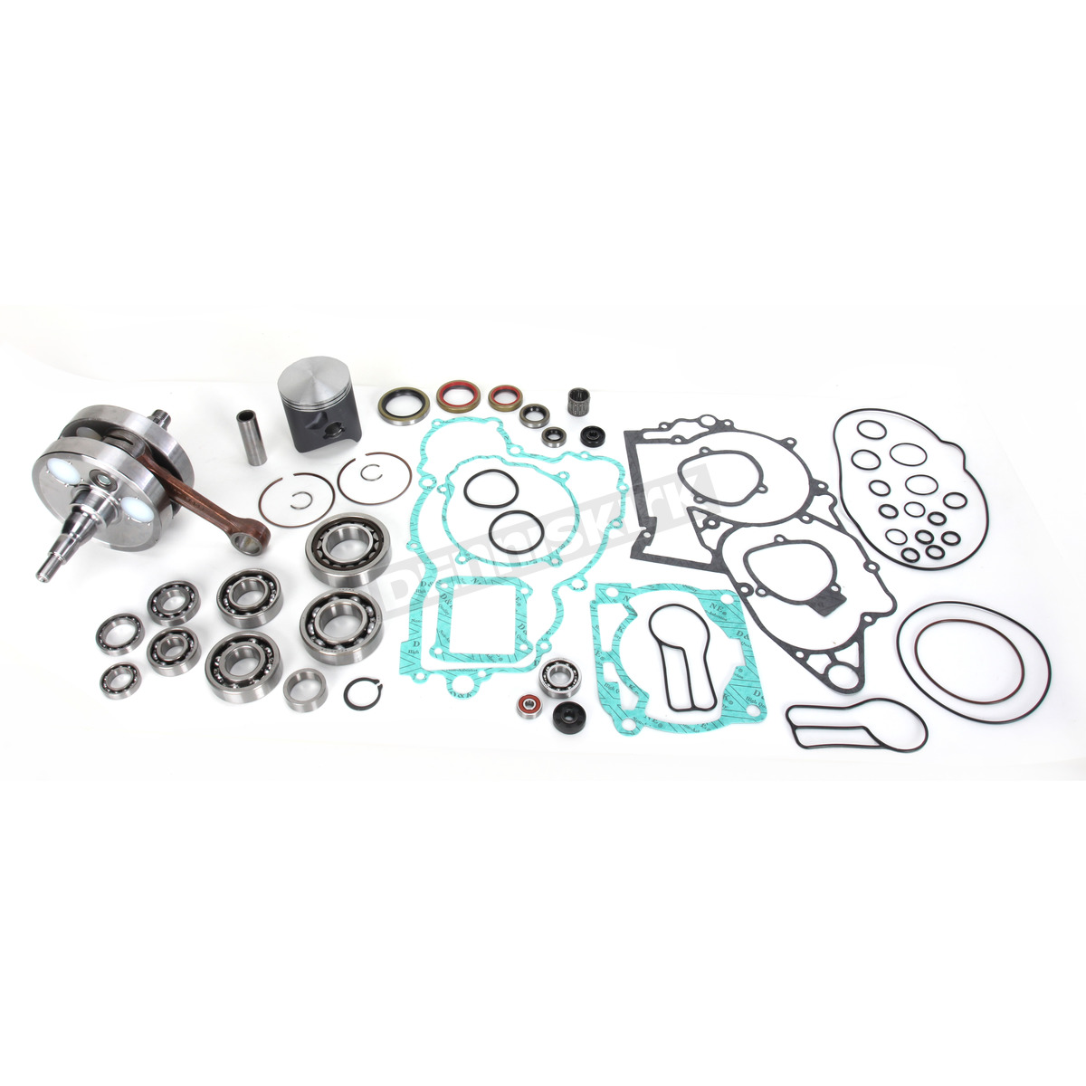 Wrench Rabbit Complete Engine Rebuild Kit 66 4mm Bore