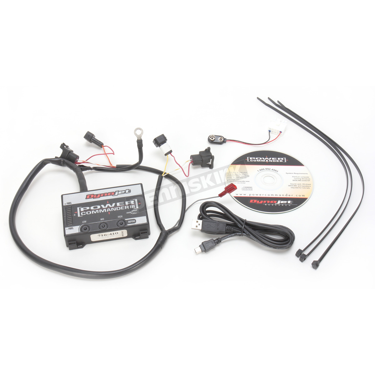Dynojet Power Commander Iii Usb Sport Bike Motorcycle