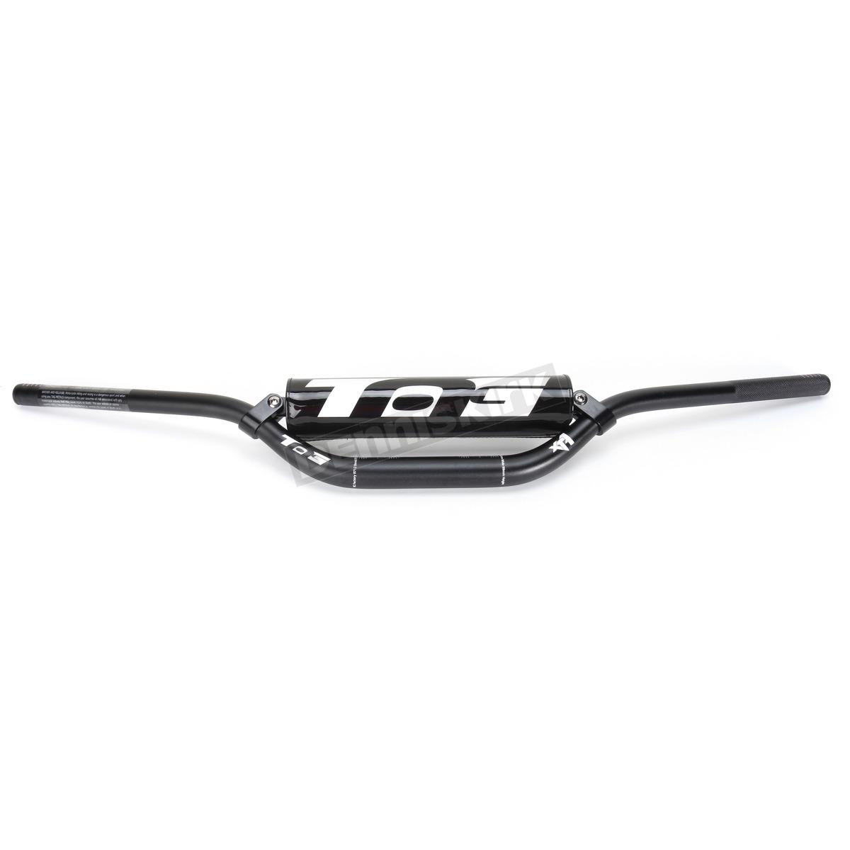 Tag Metals Black Xt1 Handlebar W Elastomer Insert Anti Vibration W Honda Kawasaki Rc Factory