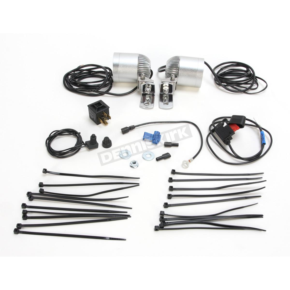 Rivco 2 In Led Driving Light Kit