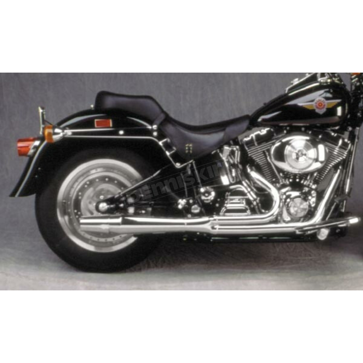2 into 1 high performance exhaust system 1027
