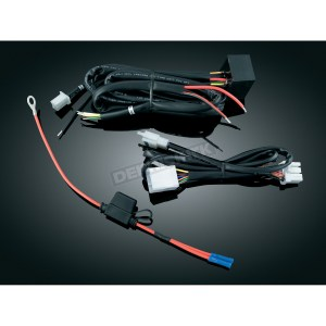 Kuryakyn Plug and Play Trailer Wiring and Relay Harness