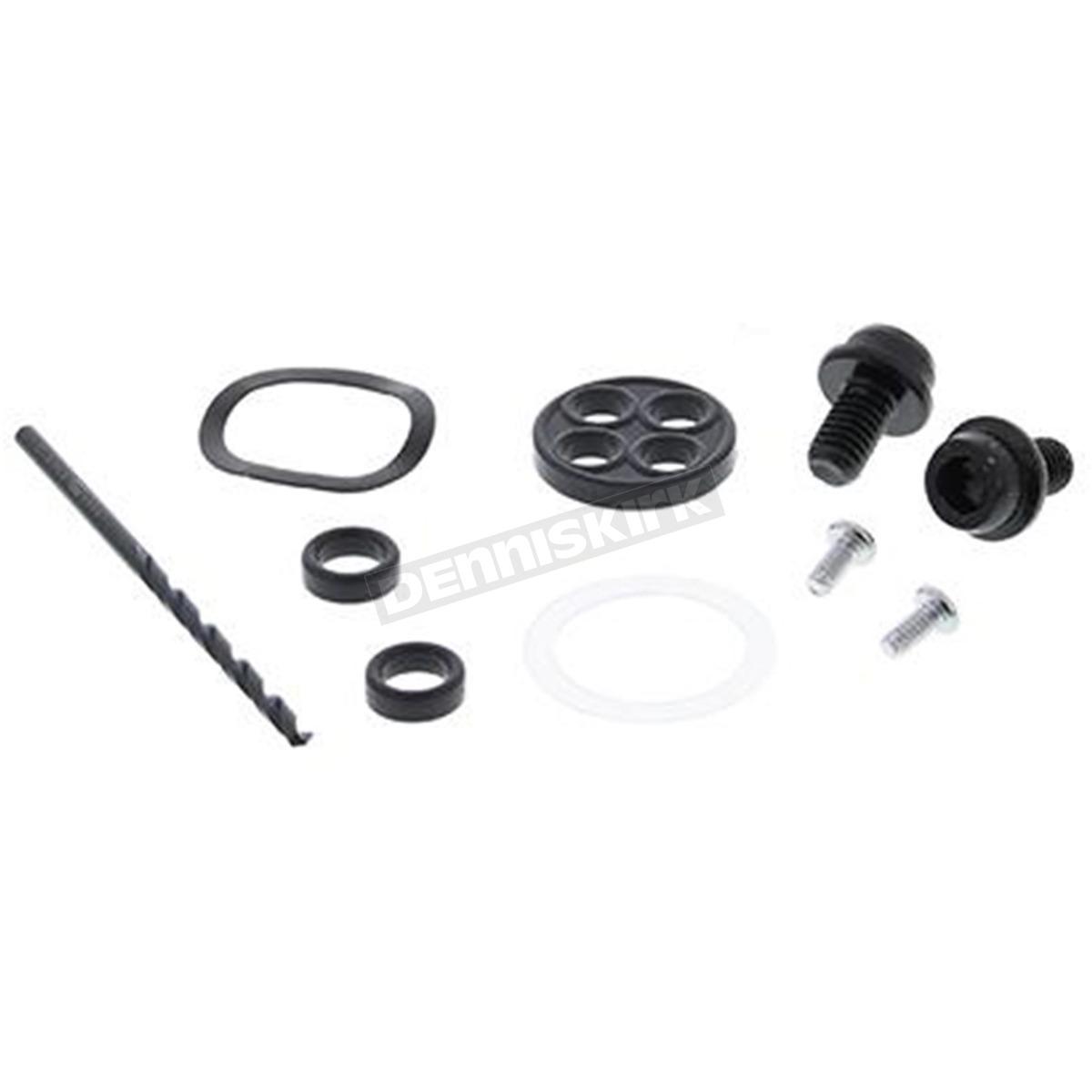 Parts Unlimited Fuel Petcock Repair Kit