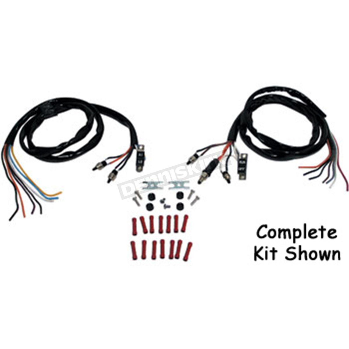 V Factor Handlebar Wiring Harness Kit