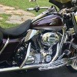 2007 Harley Davidson Road King Classic Dennis Kirk Garage Build