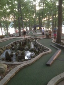 Mini-golf at Lake Lanier Islands Resort-05