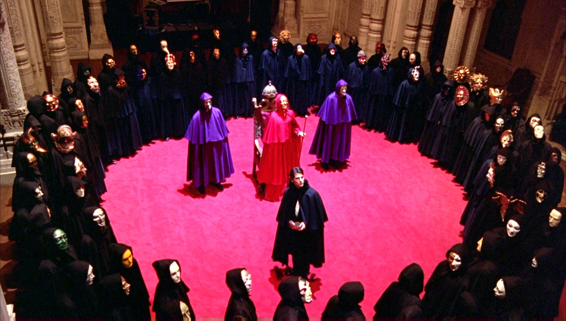 Eyes Wide Shut - Best Christmas Horror Movies