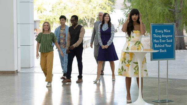 The Good Place Season 4 Episode 12 Review: Patty | Den of Geek