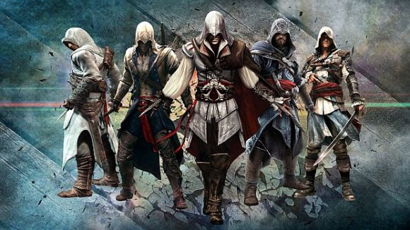 assassins creed franchise