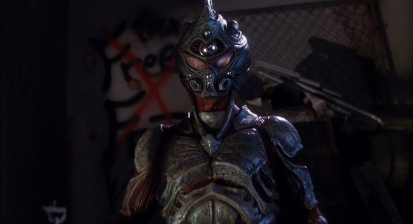 90s Sci-fi Movies - The Guyver