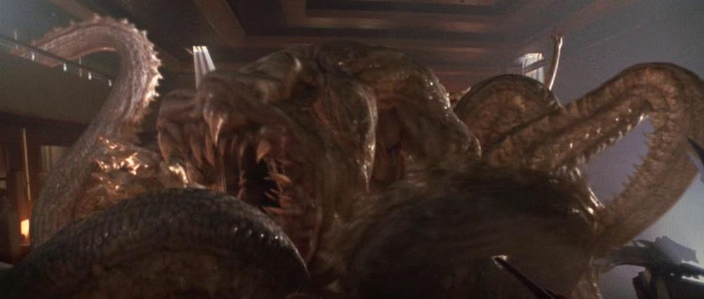 90s Sci-fi Movies - Deep Rising