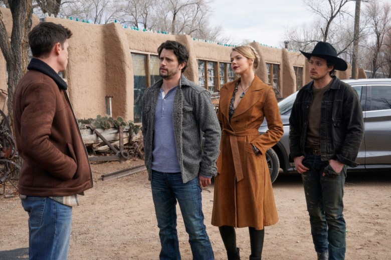 "Roswell New Mexico 2 x 10 ""American Woman"" Recensione"