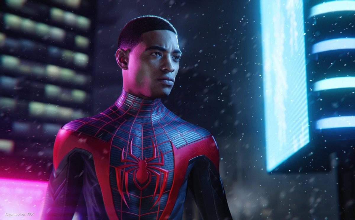 Marvel's Spider-Man: Miles Morales Release Date, Gameplay, Trailer ...