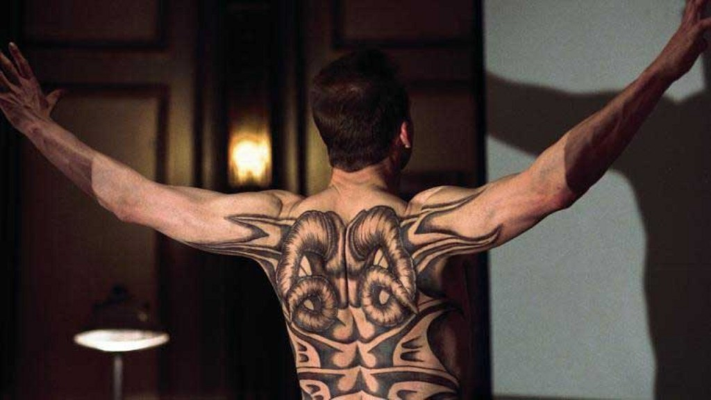 Ralph Fiennes in Red Dragon