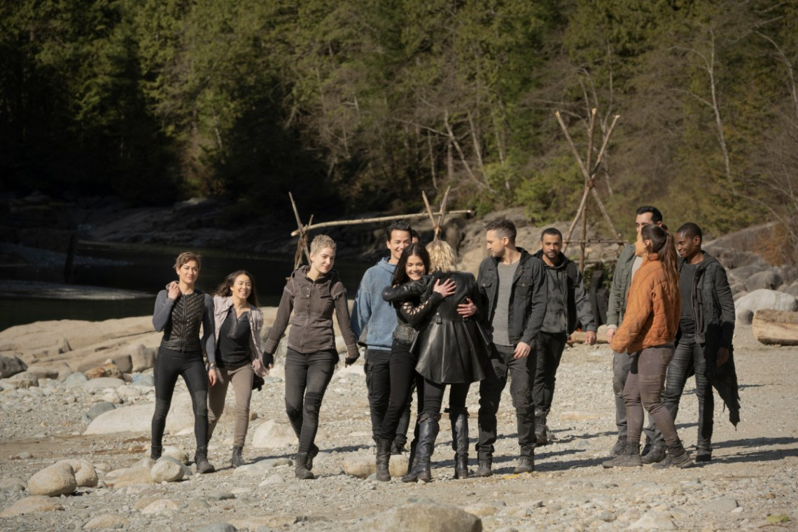 The 100 Series Finale Ending Explained Den Of Geek