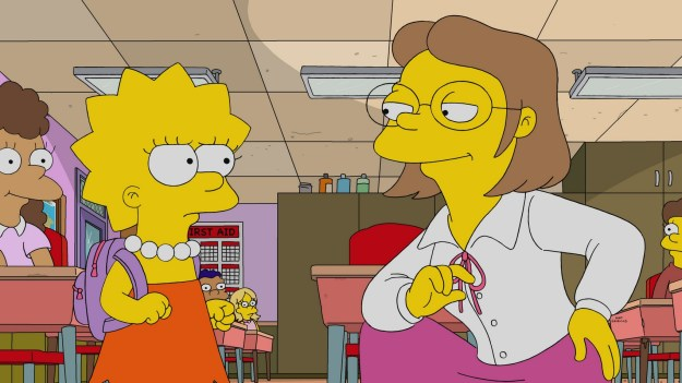 The Simpsons Season 32 Episode 9 Review: Sorry Not Sorry   Den of Geek