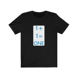 1+1 Jersey Short Sleeve Tee (3 colors)