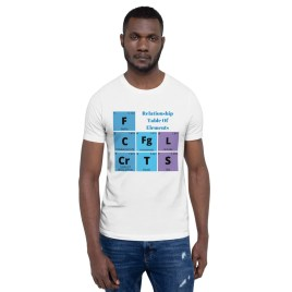 Periodic Table Short-Sleeve Unisex T-Shirt