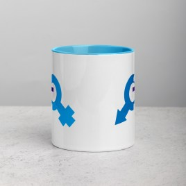 Logo Mug with Color Inside