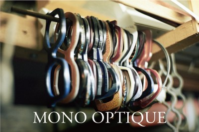 4/19(fri)-21(sun) MONO OPTIQUE POP UP SHOP