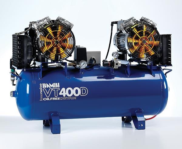RPA_Dental_Equipment_Compressors_Bambi_VT400D