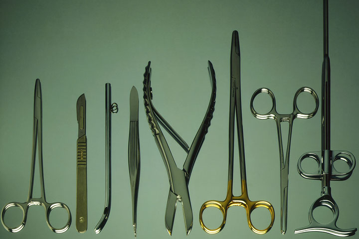 Dental Oral Surgery Instruments