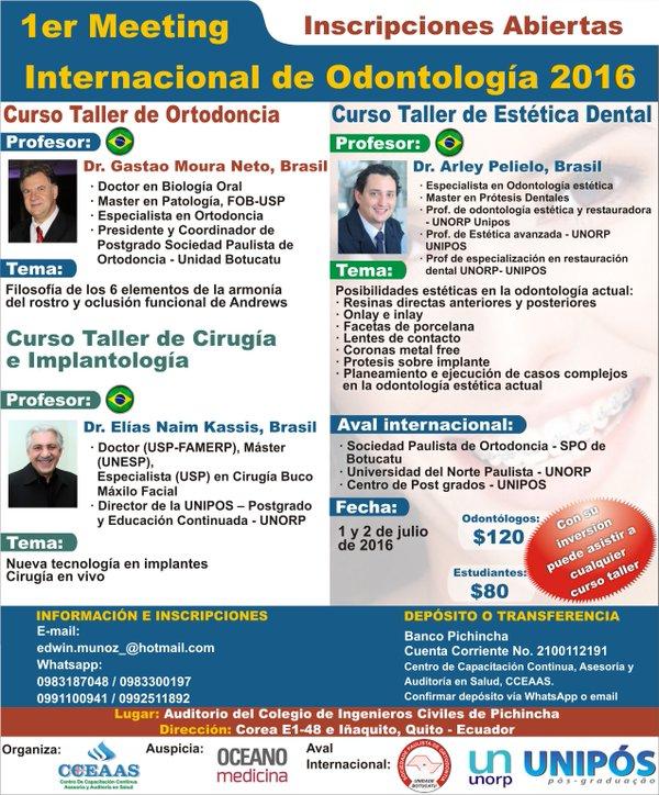1er-meeting-internacional-de-odontologia-2016