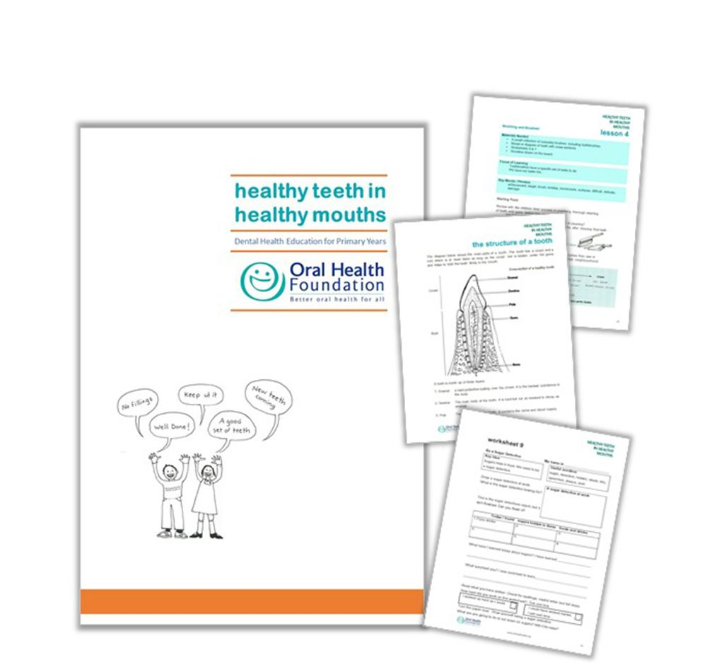 Healthy Teeth In Healthy Mouths Teaching Pack