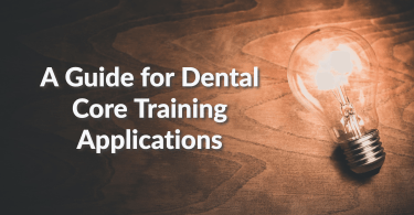 A Guide For Dental Core Training